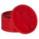 geurende wax om te branden fr rood 45g, rood