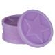 cire parfumées a bruler lavande 45g, violet