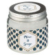 perfumed candle vr mure + sage 65g, blue