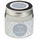 scented candle vr sandal 65g, gray