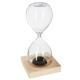 Reloj de arena magnético chic h15, multicolor