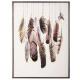 lona impresa / cad / sil pluma 50x70, multicolor