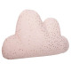Kissen Cloud Zip pink, rosa Deko