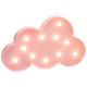 nuage 11 led, 2-fois assorti, couleurs assorties