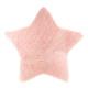 pink, pink star fur rug