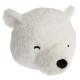 Teddy bear, white