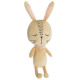 plush rabbit, 2- times assorted , assorted colors