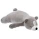 plush bear sweet, gray