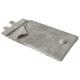 schlafsack kaninchen grau, grau