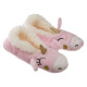 sherpa animal booties, 4- times assorted , colors