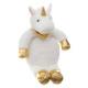 gama de pijamas unicornio, blanco