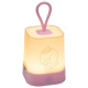 usb silicone light, 3- times assorted colors