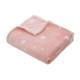 roze fosforescerende plaid, lichtroze