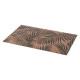 palm tafel set 45x30cm grijs
