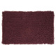 maxi chenille 50x80 tera tapijt, donker roze