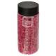Pepita de cristal fucsia 580g, rosa mediano.