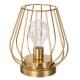 metalen lampdraad, gemicro leerd h17 goud, goud