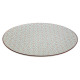 Borden plat paars dolce 27.5cm, paars