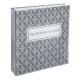500 ph romance album, 2- times assorted , gray