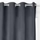 verduisteringsgordijn velvet gf 140x260, donkergri