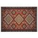 alfombra exterior + interior kilim 155x230, multic