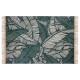 tappeto jungle cotone 120x170, verde