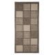 carpet 50x120cm taupe tile, taupe