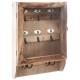 houten kist 26x38, bruin