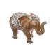 olifant hars h11cm, bruin