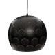 metal ball suspension black d30 elgin, black