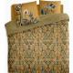 set de láminas leona 240x220, amarillo ocre