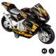 friction moto course son&lum, 4-fois assorti, mult