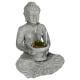 boeddha cement + toegang gm, grijs