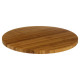 bamboo turntable 35x3cm, beige