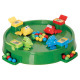 societ game frogs croq, multicolored