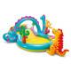 parque infantil Dinoland, multicolor