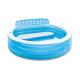 piscina de agua + banco 224x216x76