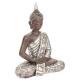 Buddha mm zilver 28, 2- maal geassorteerd , kleure