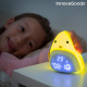 Réveil tactile LED rechargeable en silicone Chick