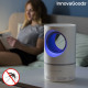 Lampe anti-moustiques à aspiration Kl Vortex Innov