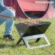 Barbecue à charbon pliable portable FoldyQ Inno