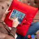 iPad Cushion - Blue