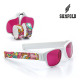 Roll-up sunglasses Sunfold TR4