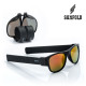 Sonnenbrille einklappbar Sunfold ES2