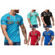 Men's Men's Summer Trend Shirt T-Shirt Mon