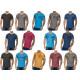 Hommes T-shirts pour hommes Oversize Big Size 3XL-