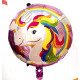 Foil balloon for helium