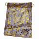 100 bolsas de organza, 15x10cm, violeta