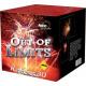 36Schuß MEGA NICO Batterie OUT of LIMITS Feuerwerk