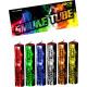 Smoke Tube, 6er-Btl., buntes Rauch Party Feuerwerk